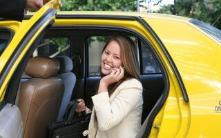 Страховка для такси — особенности оформления
