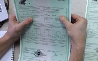 Страхование машины при выезде за границу