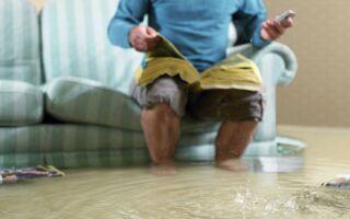 Страхование квартиры от затопления — виды и особенности