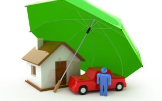 Кто могут быть застрахованы по договору имущественного страхования?